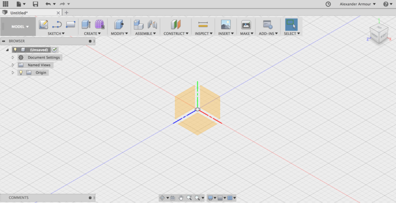 Fusion360 for Beginners - ESE205 Wiki