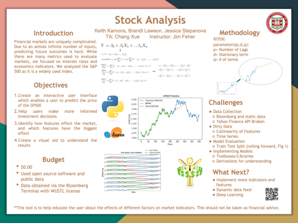 Stock Analysis - ESE205 Wiki